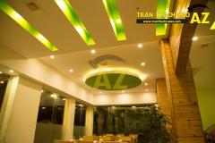 Thiết kế trần nhà hàng đẹp 23
