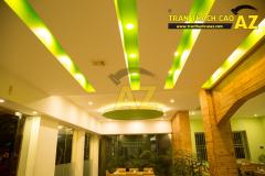 Thiết kế trần nhà hàng đẹp 18