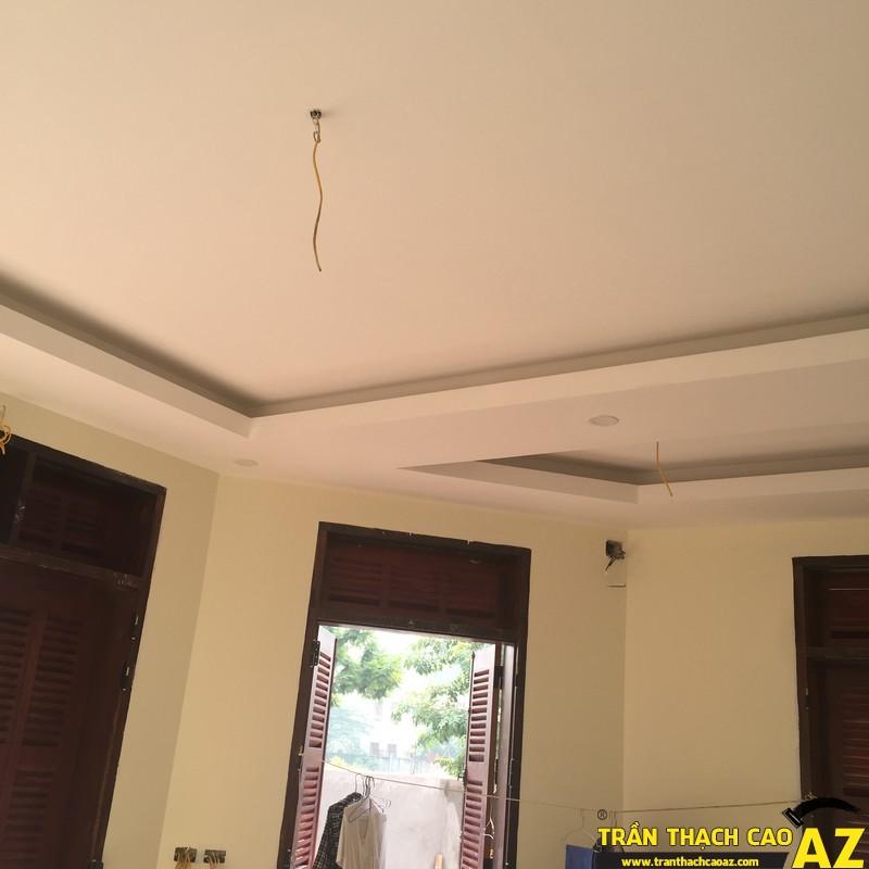 Sửa trần thạch cao, sửa chữa trần tại Hà Nội