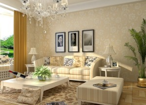 Decoration-of-living-room-interior-Europe