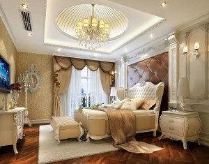 European-luxury-bedroom-ceiling-design