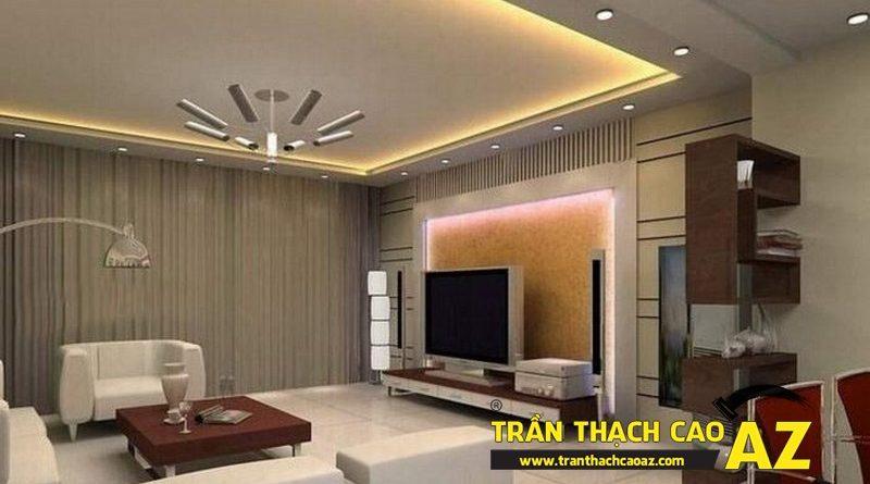 AZ- địa chỉ thi công trần thạch cao uy tín, chất lượng tại Hà Nội
