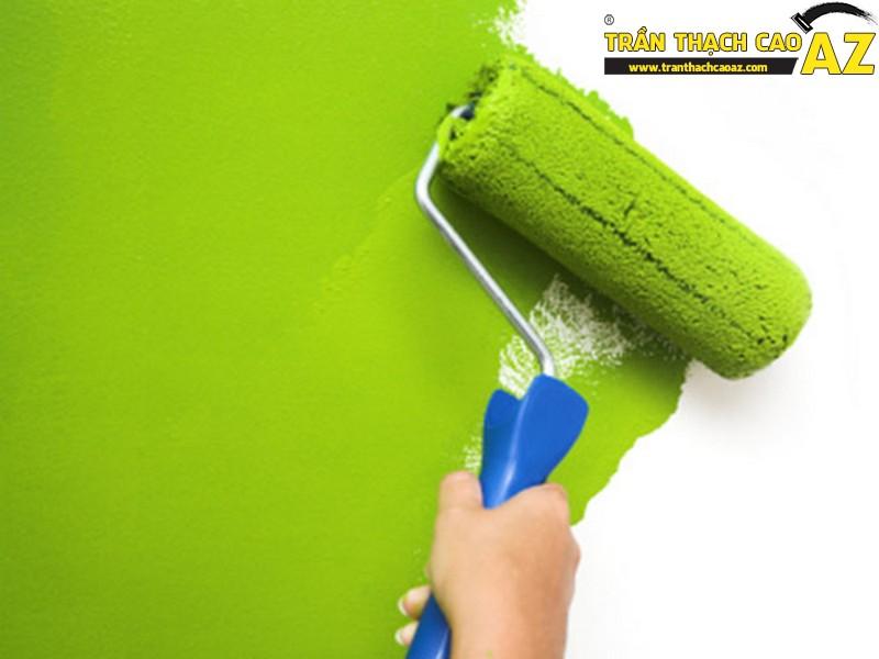 3 bước để sơn nhà đẹp lung linh - 02