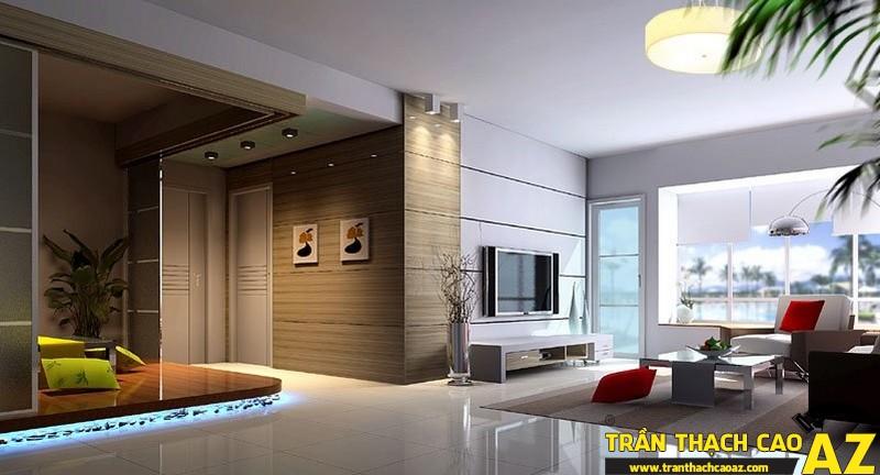 Thiết kế trần thạch cao hiện đại dành riêng cho kiến trúc Việt Nam 01