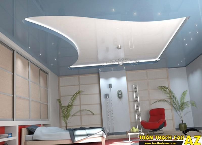 Thiết kế trần thạch cao hiện đại dành riêng cho kiến trúc Việt Nam 03