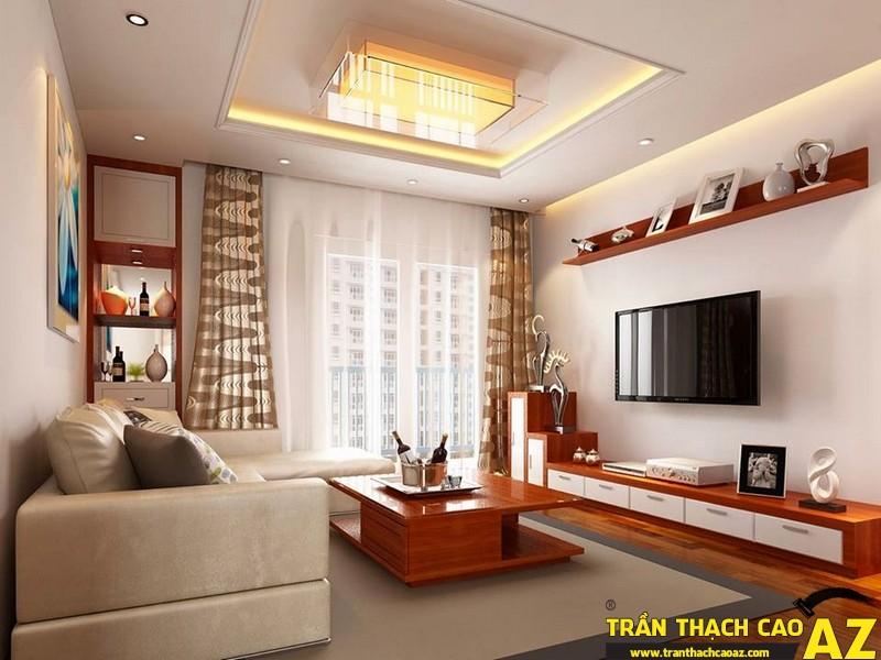 Thiết kế trần thạch cao hiện đại dành riêng cho kiến trúc Việt Nam 04