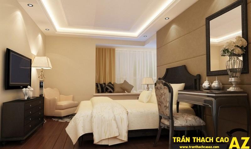 Thiết kế trần thạch cao hiện đại dành riêng cho kiến trúc Việt Nam 09