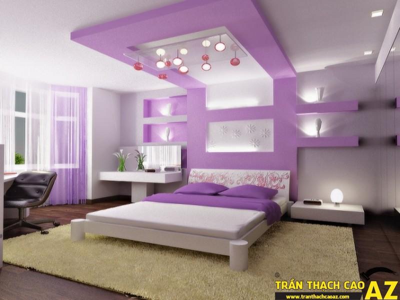 Thiết kế trần thạch cao hiện đại dành riêng cho kiến trúc Việt Nam 11