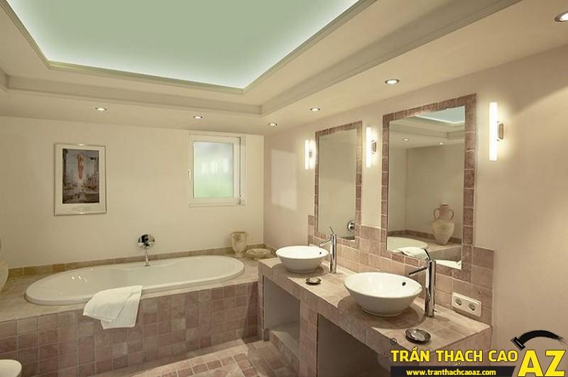 Thiết kế trần thạch cao hiện đại dành riêng cho kiến trúc Việt Nam 13