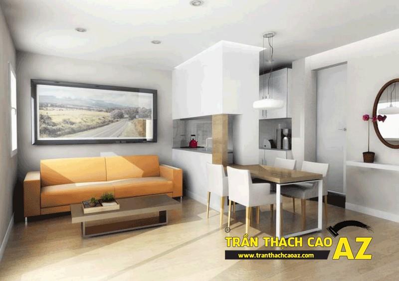 Trần thạch cao - giải pháp chống ồn hiệu quả dành cho nhà chung cư 02