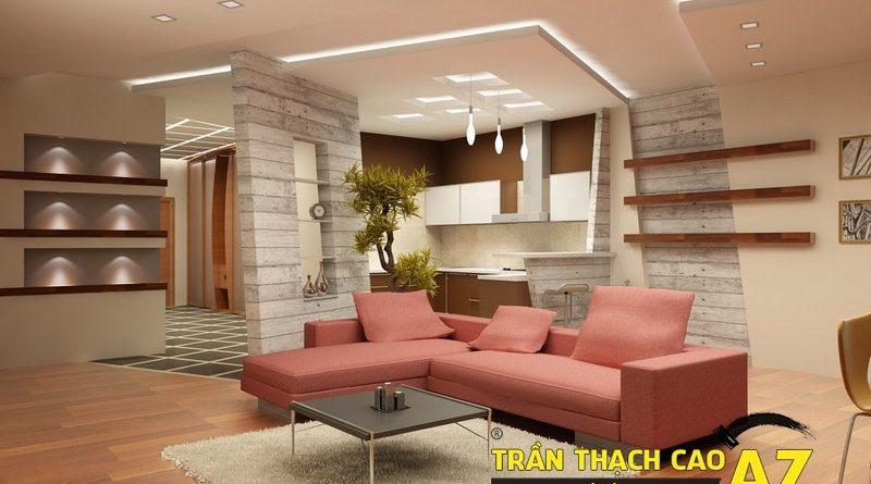 Trần thạch cao - giải pháp chống ồn hiệu quả dành cho nhà chung cư