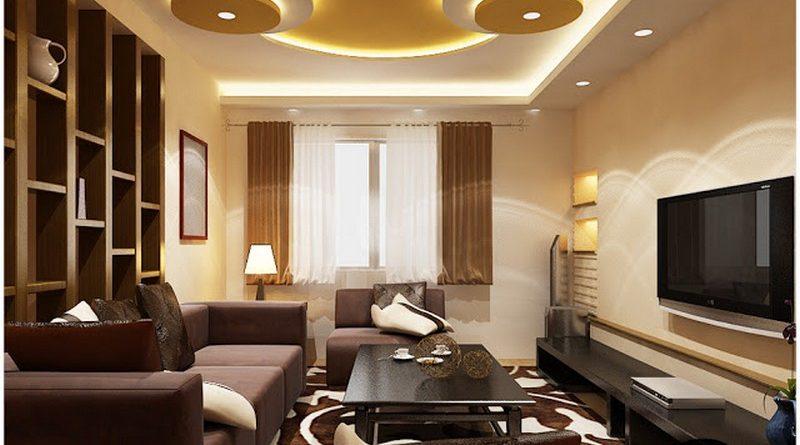 Sử dụng trần thạch cao hợp phong thủy để hút tài lộc vào nhà