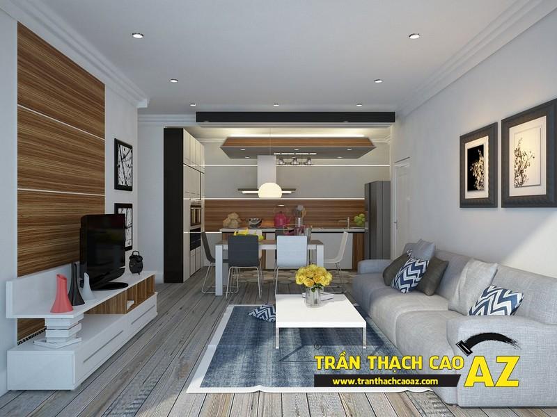 Những lợi ích tuyệt vời khi sử dụng trần thạch cao cho nhà phố
