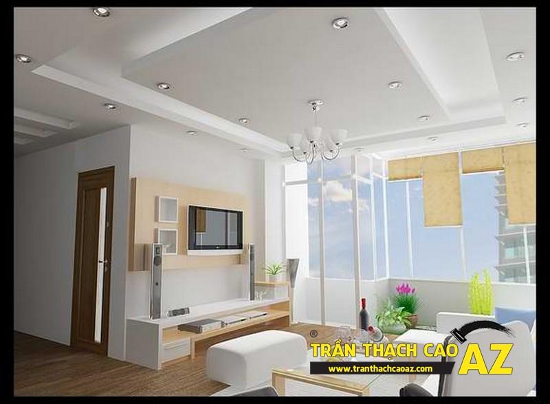 Sử dụng thạch cao thay tường gạch mang lại hiệu quả kinh tế cao