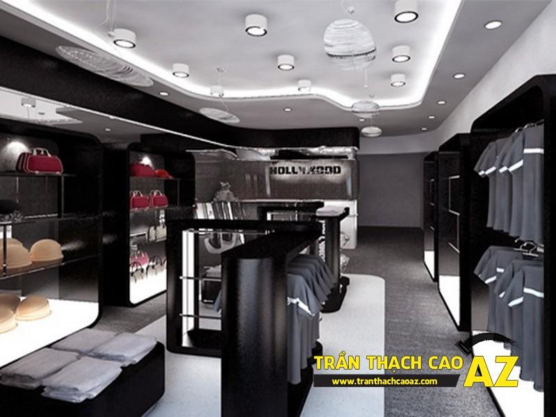 Tầm quan trọng của việc thiết kế showroom đẹp từ trần thạch cao