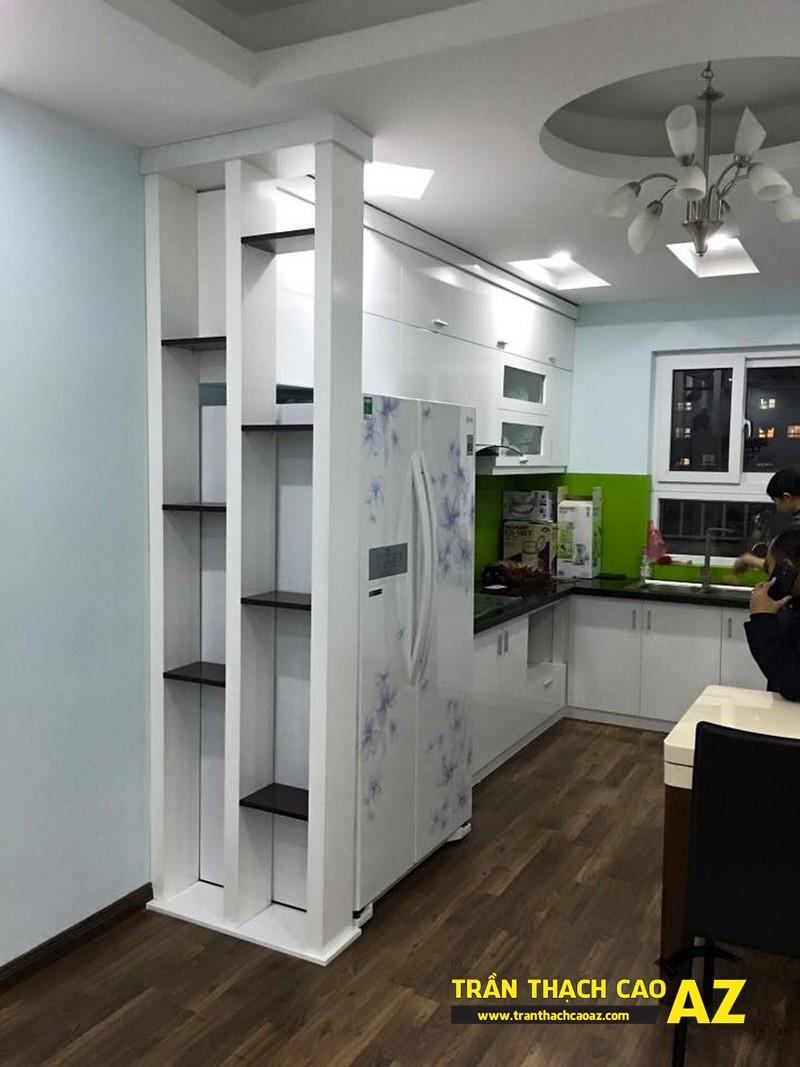 Trần thạch cao nhà chị Chi, chung cư HHC3 Linh Đàm - 03