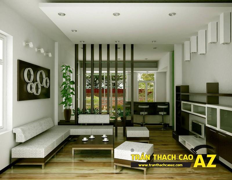 Trần thạch cao chung cư đẹp, giá rẻ LH: 096.468.57.57