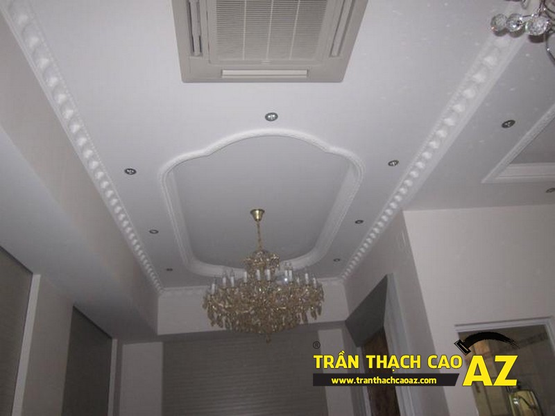 Xây sửa nhà vì sao nên chọn trần thạch cao?