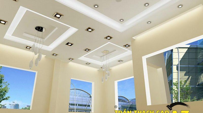 Cách lựa chọn đèn led cho trần thạch cao