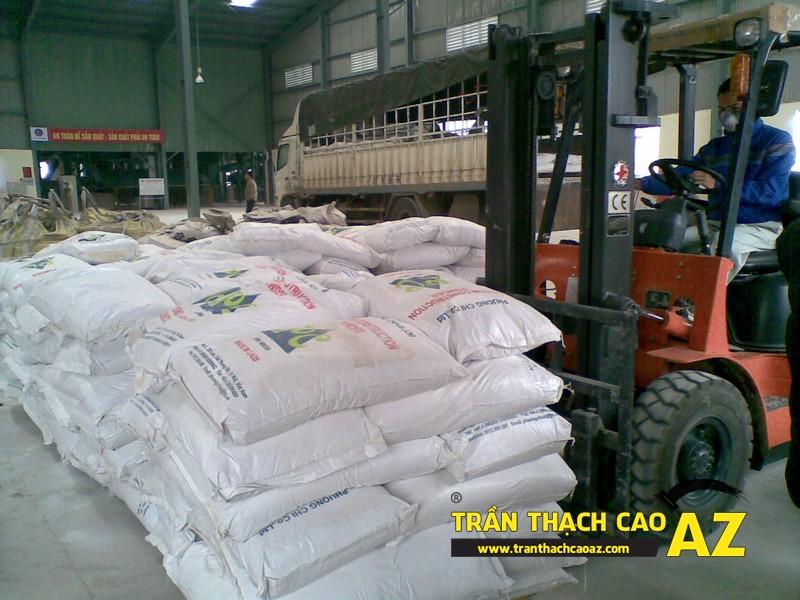 Cung cấp bột thạch cao chất lượng, giá tốt