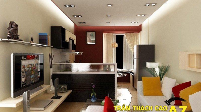 Đón đầu xu hướng làm đẹp nội thất cho năm mới với dịch vụ trần thạch cao