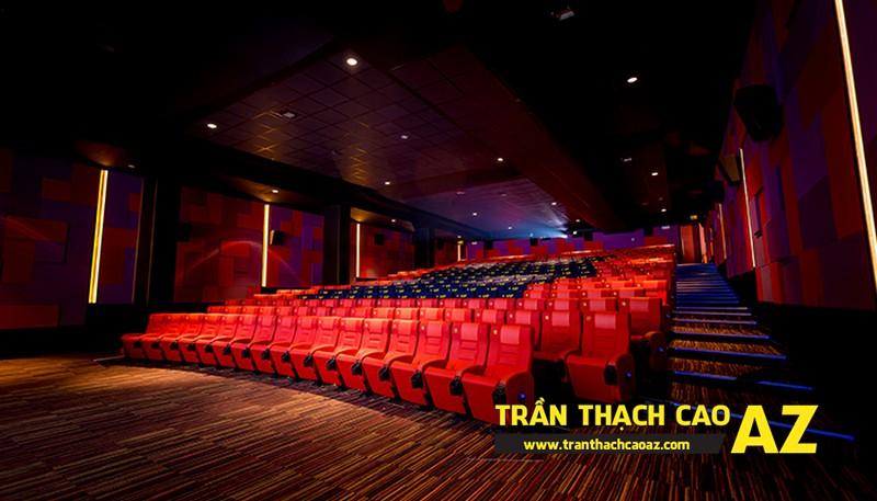 Đơn vị thi công trần thạch cao cho rạp chiếu phim tốt nhất cả nước