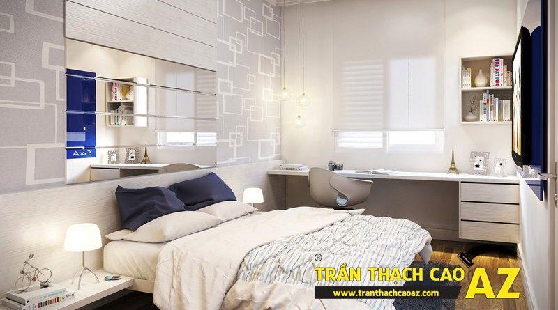 Trần thạch cao cách âm - sự lựa chọn số 1 khi làm trần thạch cao phòng ngủ