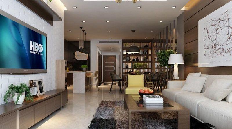 Những mẫu trần thạch cao phòng khách 2016 đẹp xuất thần không thể bỏ qua
