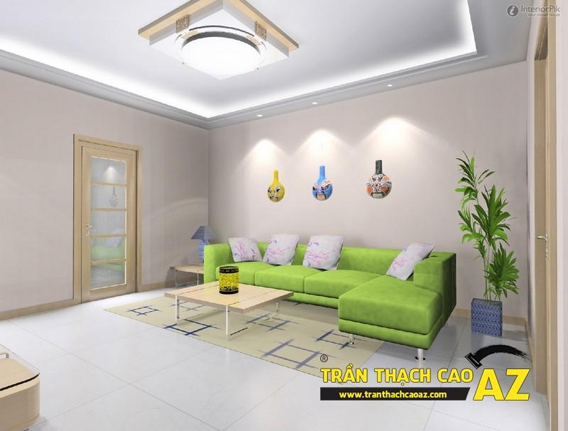 AZ - đơn vị sửa chữa trần thạch cao tại nhà uy tín, giá rẻ tại Hà Nội 01