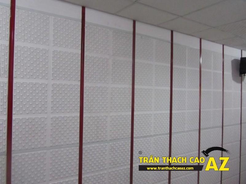 Tấm thạch cao Vĩnh Tường – Giải pháp chống cháy hiệu quả và đẹp