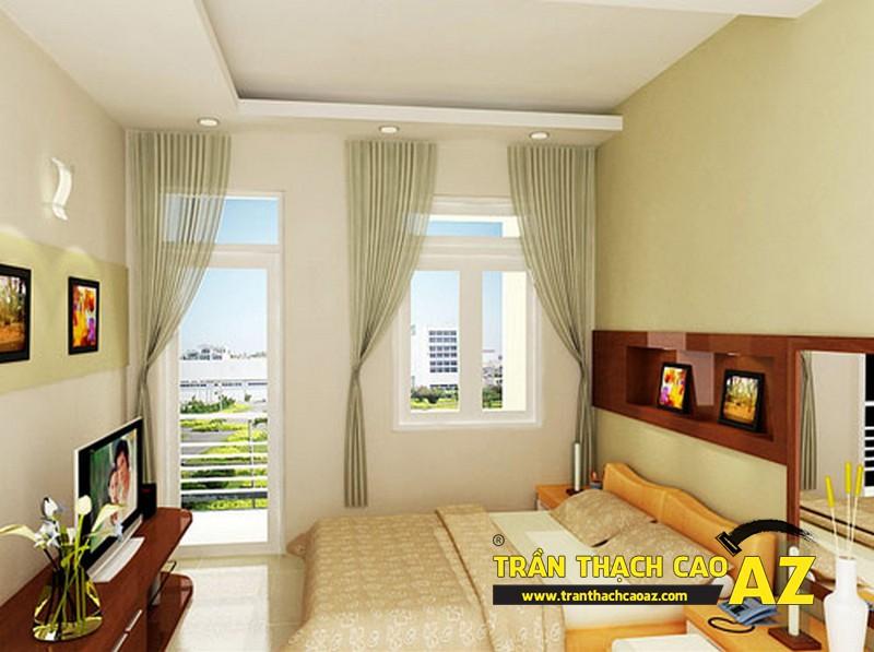 Thi công vách thạch cao cho phòng ngủ rẻ, đẹp, chất lượng