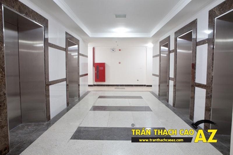 Trần thạch cao cho hành lang đẹp, giá rẻ