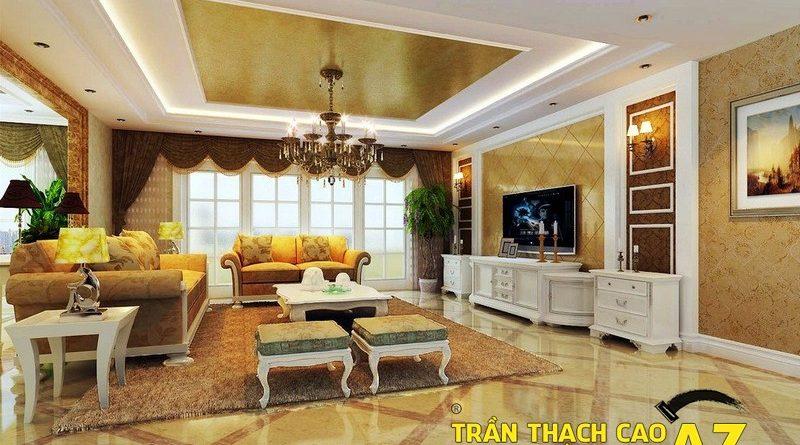 Trần thạch cao AZ - đơn vị làm trần thạch cao số 1 tại Hà Nội
