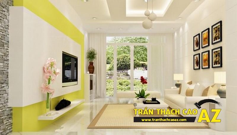 Tư vấn thiết kế nội thất cho phòng khách hiện đại