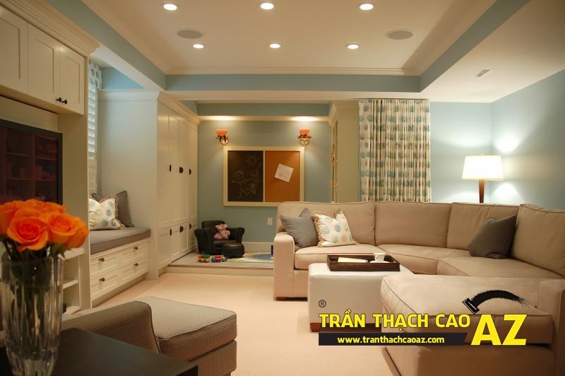 Hướng dẫn cách lắp đèn led âm trần cho trần thạch cao 02