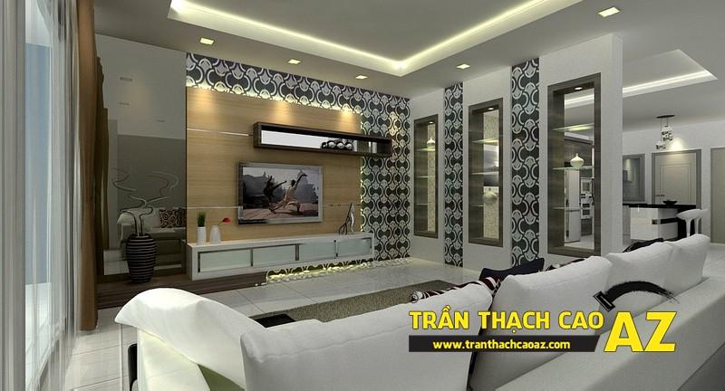 Dùng trần thạch cao tăng chiều cao trần nhà: lời khuyên từ chuyên gia 02