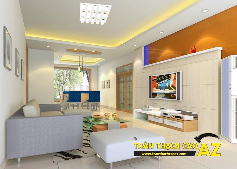 Dùng trần thạch cao tăng chiều cao trần nhà: lời khuyên từ chuyên gia 04