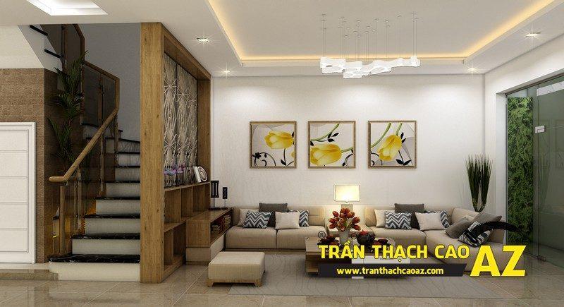 Những điều cần biết khi sử dụng trần thạch cao thiết kế nội thất