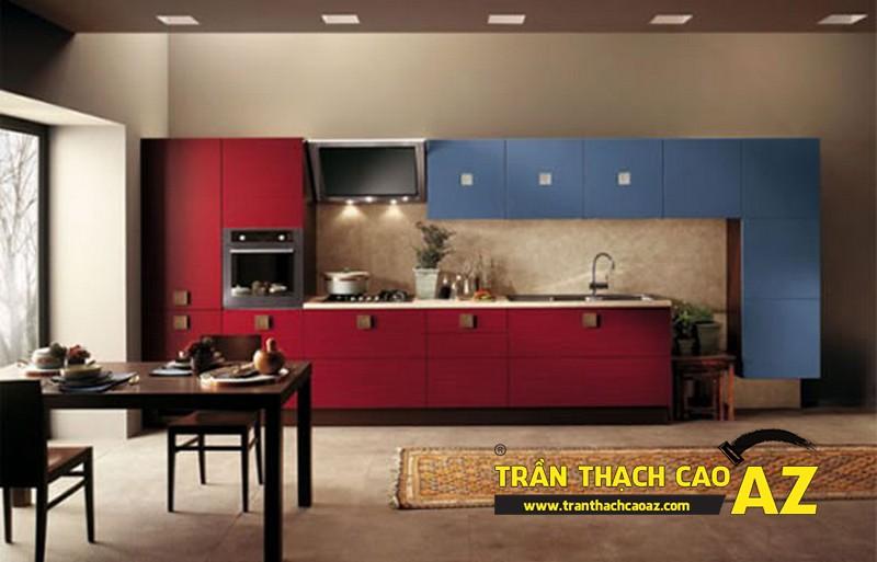 Thiết kế nội thất cho phòng bếp đep, đẳng cấp, sang trọng, tiện dụng