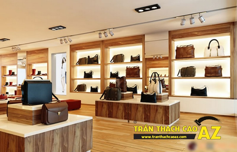 Thiết kế nội thất cho showroom uy tín, chuyên nghiệp, giá rẻ