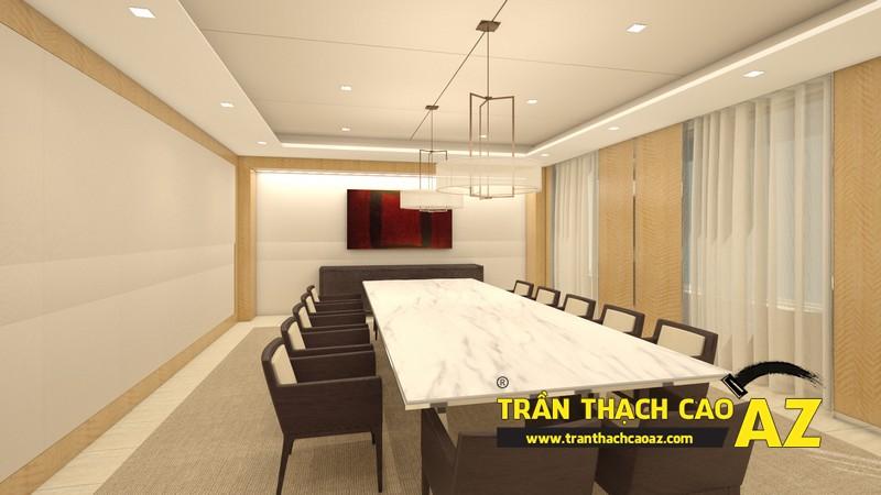 Thiết kế nội thất phòng họp trọn gói, giá rẻ