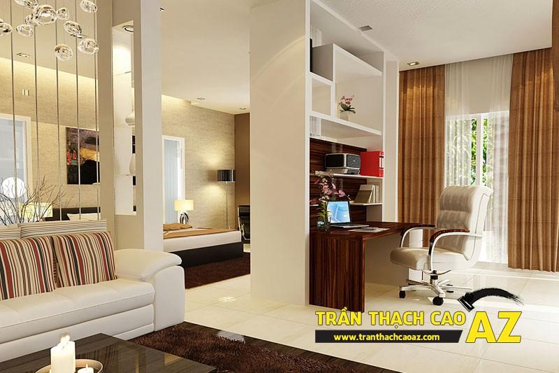 Tư vấn cách chọn mẫu vách thạch cao đẹp cho phòng khách