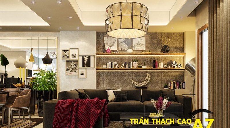 Mách bạn 3 xu hướng thiết kế trần thạch cao nhà đẹp nhất hiện nay