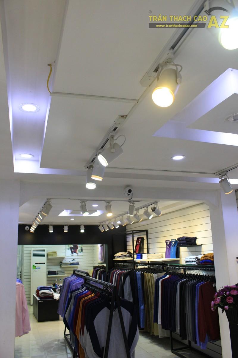 Aristino lịch lãm, hiện đại nhờ mẫu trần thạch cao shop đẹp ở Phạm Ngọc Thạch - 03