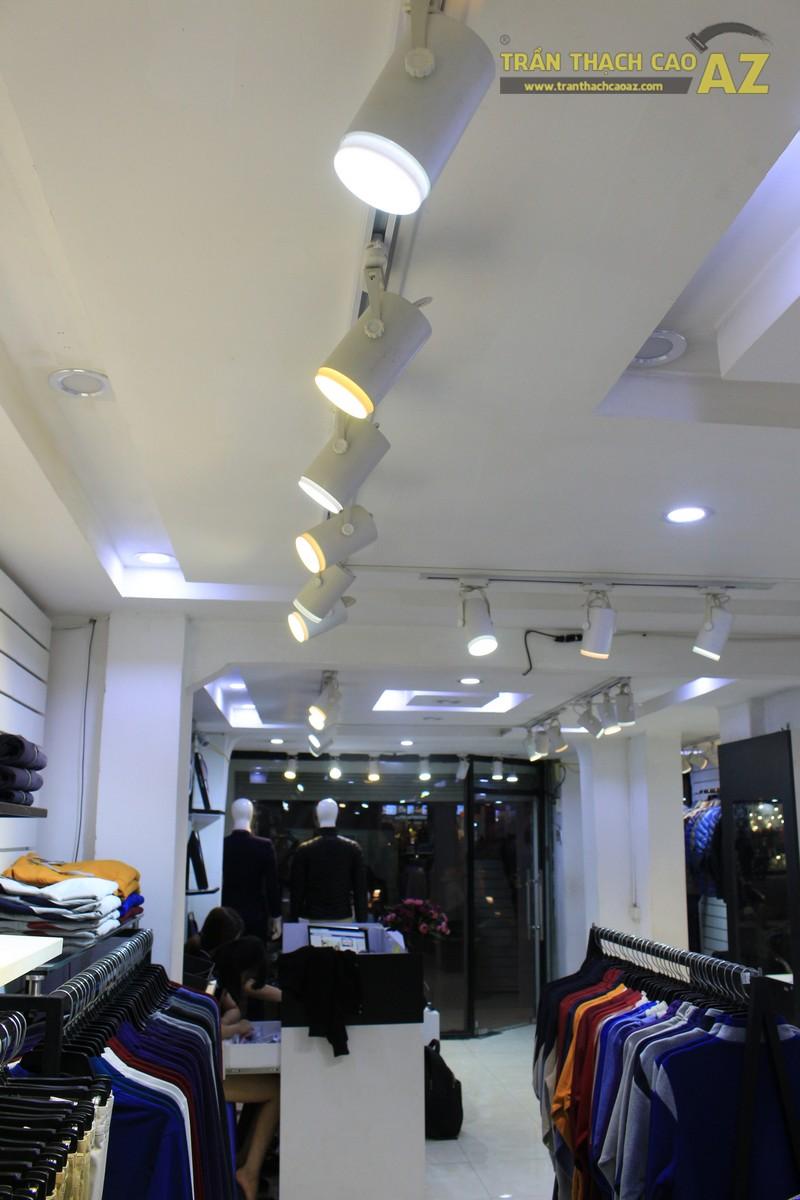 Aristino lịch lãm, hiện đại nhờ mẫu trần thạch cao shop đẹp ở Phạm Ngọc Thạch - 02