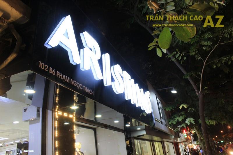 Aristino lịch lãm, hiện đại nhờ mẫu trần thạch cao shop đẹp ở Phạm Ngọc Thạch - 08