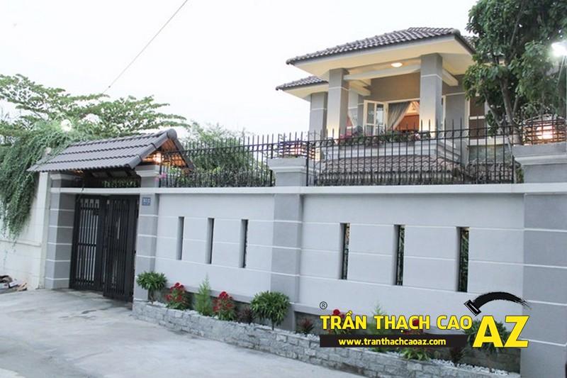Nhà mới của Cao Thái Sơn tại Sài Gòn