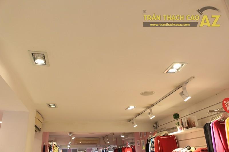Mẫu trần thạch cao đơn giản, đẹp nhẹ nhàng như shop Winny Phạm Ngọc Thạch - 06