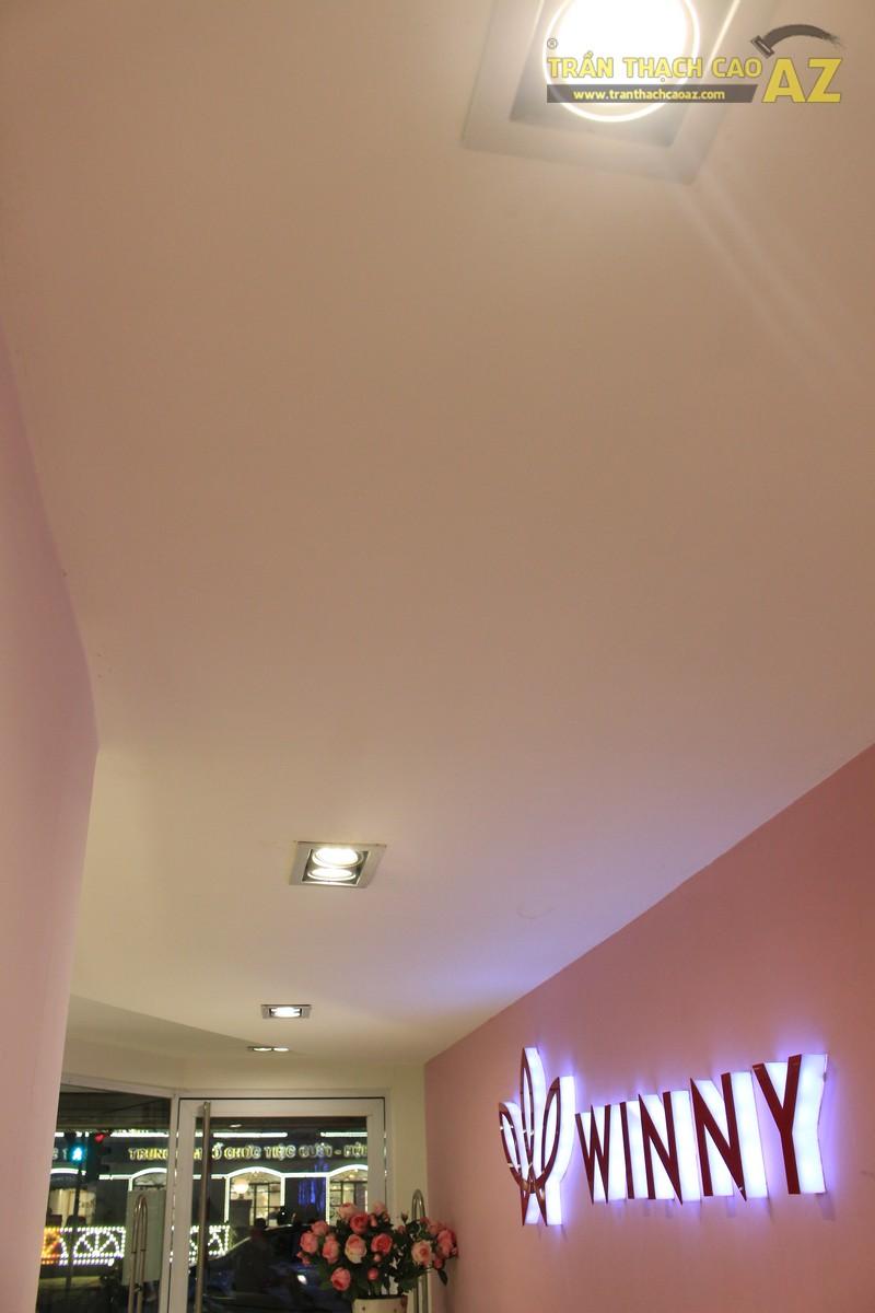 Mẫu trần thạch cao đơn giản, đẹp nhẹ nhàng như shop Winny Phạm Ngọc Thạch - 03