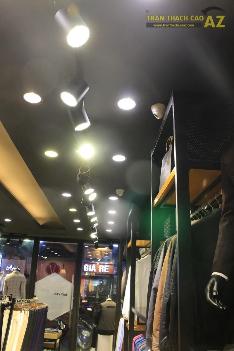 Cửa hàng có diện tích nhỏ có sử dụng được trần thạch cao hay không?!